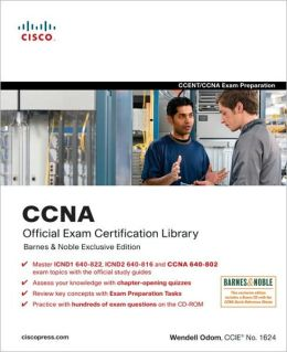 CCNA Official Exam Certification Library, Barnes and Noble Edition