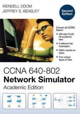 CCNA 640-802 Network Simulator, Academic Edition