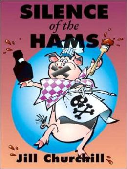 Silence of the Hams (Jane Jeffry Series #7)