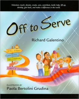 Off to Serve
