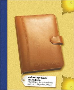 PassPorter's Walt Disney World 2013 Deluxe: The Unique Travel Guide, Planner, Organizer, Journal, and Keepsake!
