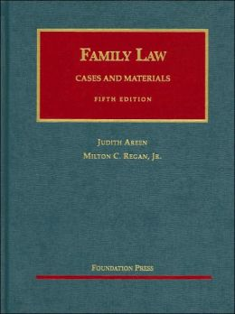 Family Law:Cases and Materials