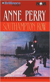 Southampton Row (Thomas and Charlotte Pitt Series #22)