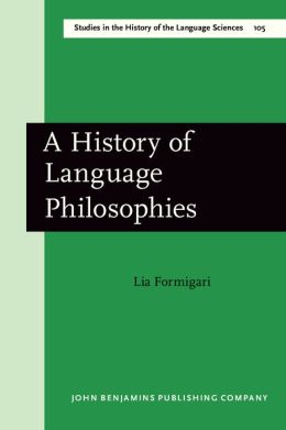 History of Language Philosophies