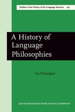 History of Language Philosophies