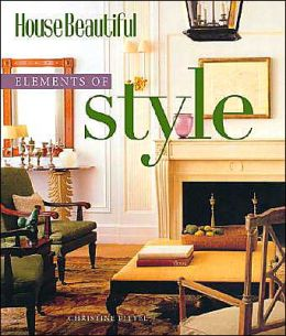 House Beautiful Elements of Style