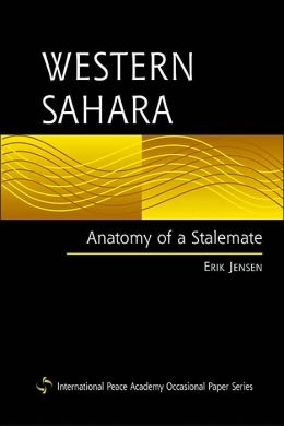 Western Sahara: Anatomy of a Stalemate