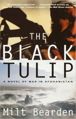 Black Tulip: A Novel of War in Afghanistan