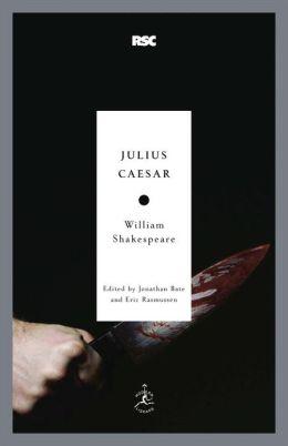 Julius Caesar (Modern Library Royal Shakespeare Company Series)