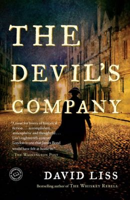 The Devil's Company (Benjamin Weaver Series #3)