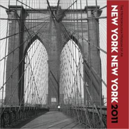 2011 New York New York Mini Wall Calendar