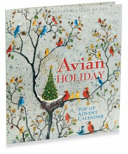 2015 Advent Avian Holiday Wall Calendar