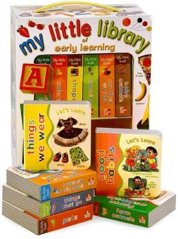 My Little Library of Early Learning
