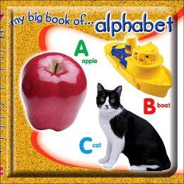 My Big Book of... Alphabet
