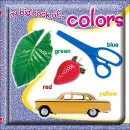 My Big Book of...Colors