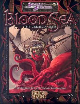 Blood Sea the Crimson Abyss