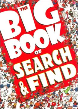 The Big Book Search & Find (Big Book Series)