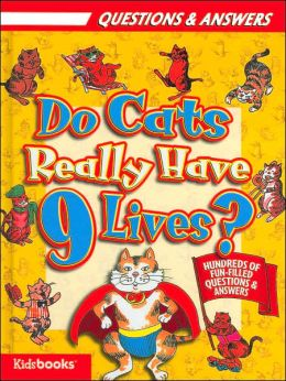 Do Cats Have 9 Lives?