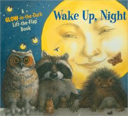 Wake Up, Night: A Glow in the Dark Lift the Flap Book
