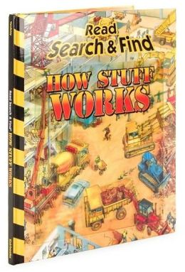 How Stuff Works (Read, Search and Find Series)
