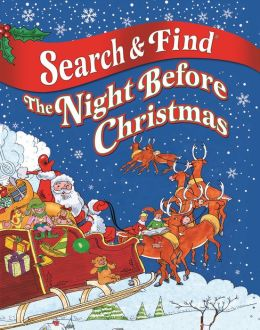 Search and Find: The Night Before Christmas