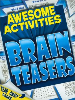 Awesome Activities: Brain Teasers