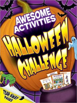 Halloween Challenge (Awesome Activities)