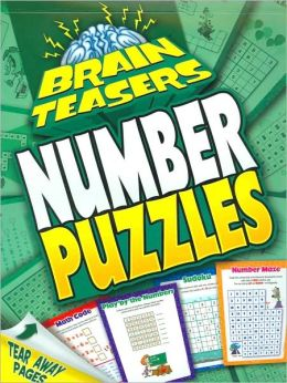 Number Puzzles (Brain Teasers Series)