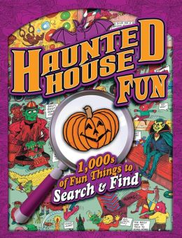 Haunted House Fun Search and Find