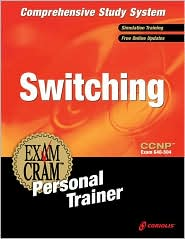 CCNP Switching Exam Cram Personal Trainer