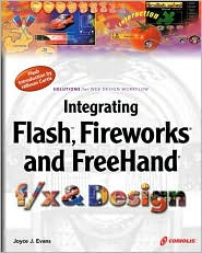 Integrating Flash, Fireworks and FreeHand f/x & Design