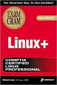 Linux+ Exam Cram
