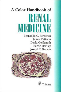 A Colour Handbook of Renal Medicine