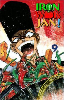 Iron Wok Jan, Volume 9