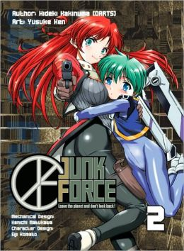 Junk Force, Volume 2