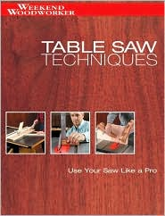 Table Saw Techniques: Use Your Saw Like a Pro