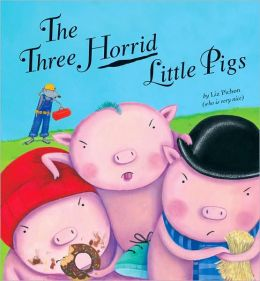 Three Horrid Little Pigs