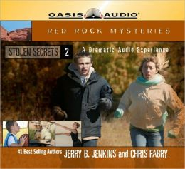Stolen Secrets (Red Rock Series #2)
