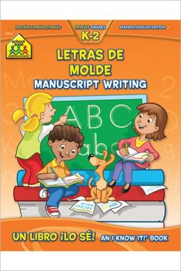 Manuscript Writing k-2 Workbook