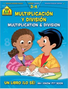 Multiplication and Division Workbook