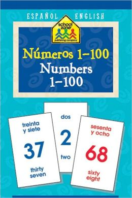 Números 1-100 / Numbers 1-100 Flash Cards
