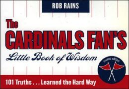 Cardinals Fan's Little Book of Wisdom--12-copy counter Display