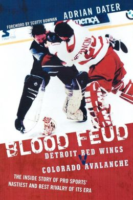 Blood Feud: Detroit Red Wings v. Colorado Avalanche