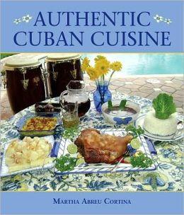 Authentic Cuban Cuisine