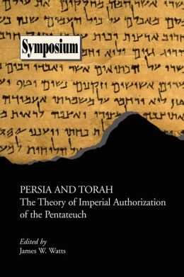 Persia And Torah