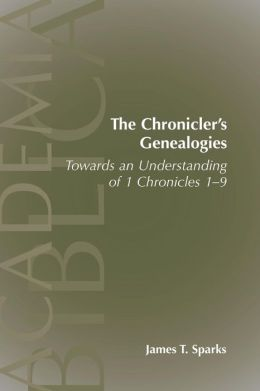 The Chronicler's Genealogies