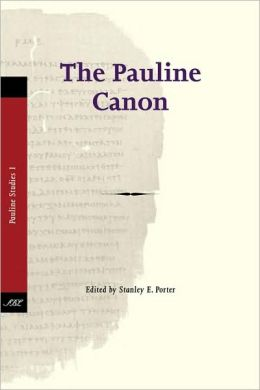 The Pauline Canon