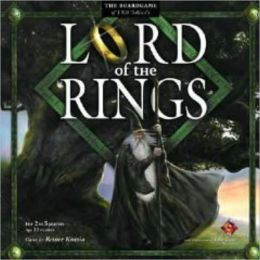 Lord of the Rings Boardgame