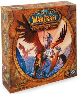 World of Warcraft The Adventure Game : For 2-4 Players