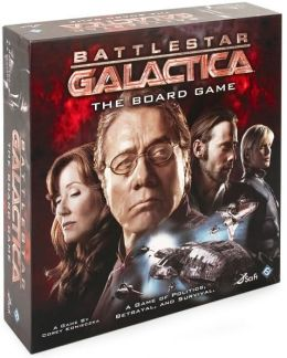 Battlestar Galactica: The Board Game